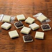 白巧克力可可味饼干
