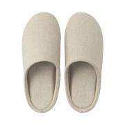 麻斜纹鞋垫 弹力拖鞋 XL/26.5~28cm用