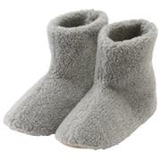 毛绒 室内靴  L25-26.5cm