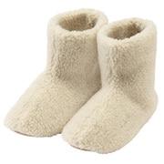 毛绒 室内靴  M/23.5~25cm用