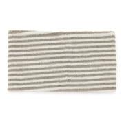 绒毛 束发带・粗 灰色条纹 约22×12cm