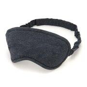 棉天竺 便携式眼罩 混深蓝 约8.5×21.5cm