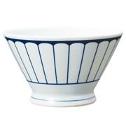 波佐见烧 饭碗  菊花纹/约直径12.5×高7.5cm
