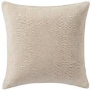 棉雪尼尔 座垫套  55×59cm用 米色人字形纹