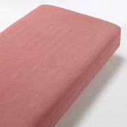 棉法兰绒 床罩  S・100×200×18~28cm 红色