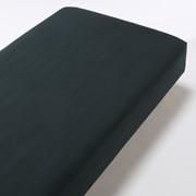 棉法兰绒 床罩  Q・160×200×18~28cm 绿色