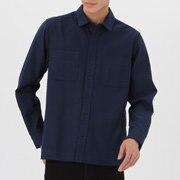 棉斜纹布 衬衫