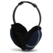 可调节尺寸 可从上面戴的耳罩
