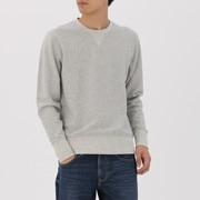 粗细不均棉纱毛圈 运动衫