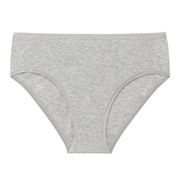女式 棉混弹力 高腰短裤