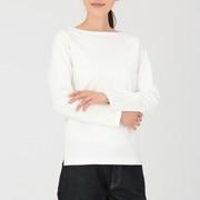 粗棉线 长袖T恤