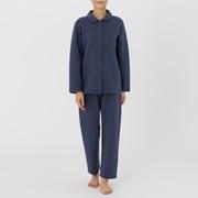 无侧缝针织绗缝 睡衣