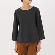 棉牦牛绒 套头罩衫