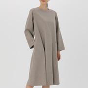 棉牦牛绒 连衣裙