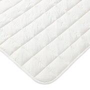 羊毛床褥 K 180×200cm / 白色