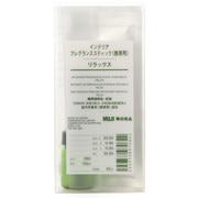 室内芳香剂(携带用)放松/1次用装(芳香棒6根*1袋)
