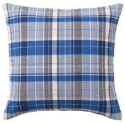 棉 靠垫套 / 43×43cm用 / 蓝色