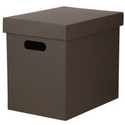 纸板・收纳盒・附盖 / 约长26×宽37×高32cm