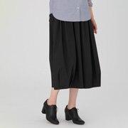 棉混高密度 轻便灯笼裙
