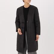 轻量锦纶 中棉大衣