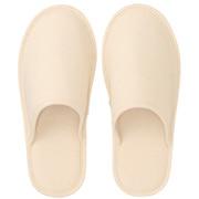 含落棉原色棉 拖鞋 XL26.5-28cm