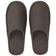棉方平组织EVA鞋底 左右通用拖鞋 XL26.5-28cm