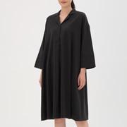 棉牦牛绒 套头连衣裙