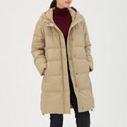 法国羽绒 大衣