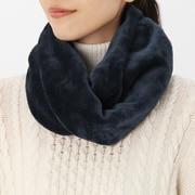 保暖超细纤维毛毯 围脖