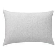棉天竺 枕套 50×70cm用 混浅灰色