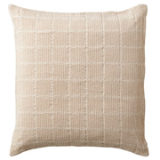 棉纱罗织 座垫套 55×59cm用