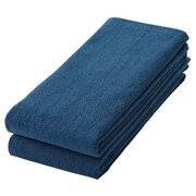 棉可围卷 长毛巾・特薄型 34×110cm 2条装