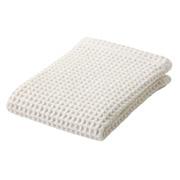 棉蜂窝纹 手巾・薄型  34×35cm