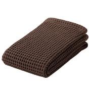 棉蜂窝纹 面巾・薄型  34×85cm