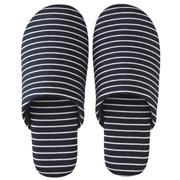 棉天竺 柔软拖鞋 M/23.5~25cm用