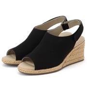 黄麻绳编鞋底凉鞋