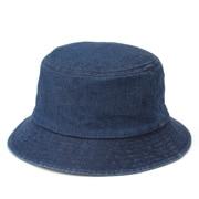 可调节尺寸牛仔平顶帽 56.5-59cm
