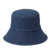 可调节尺寸牛仔圆帽 55-57.5cm