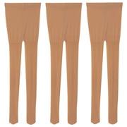 3双装长筒袜全支撑型20D