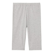 日常儿童 棉混五分长收腿裤