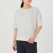 女式 棉小毛圈宽版T恤