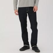 男式 棉弹力 牛仔直筒裤
