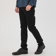 男式 棉弹力 牛仔紧身裤