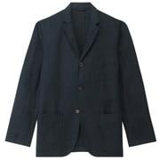 男式 法国亚麻 夹克