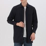 男式 棉平纹 长衫