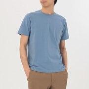 男式 棉 圆领短袖T恤