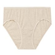 女式 棉罗纹中腰短裤