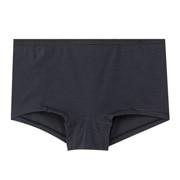 女式 棉混弹力平角短裤