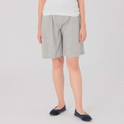 女式 粘胶纤维棉天竺半长裤
