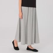 女式 粘胶纤维棉天竺 长裙